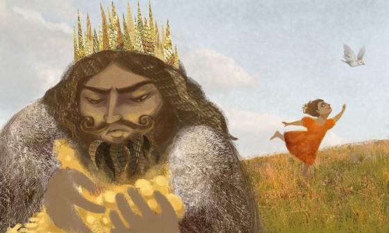 Le Toucher d'Or